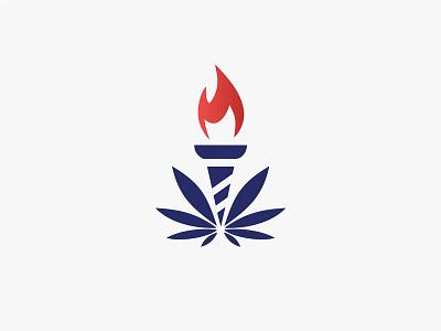 Cannabis torch fire logo burn cannabis logo marijuana logo cbd fire logo cbd logo cannabis fire logo cannabis torch logo cannabis logo