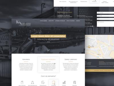 Website Design For Notary