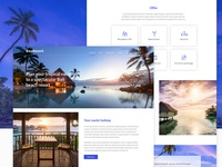 BayResort - Website Design
