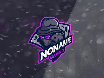 """Noname"" esports logo mascotlogos designs inspirations inspiration youtube channel esportslogo esports mascot design mascot character mascot logo mascotlogo mascot design logo"