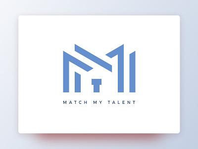 Match My Talent gateway door logo talent hunt