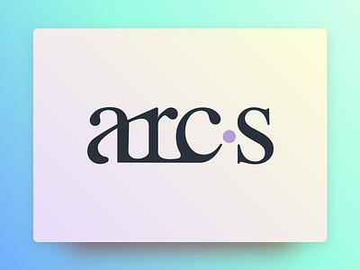 Arcs studio architecture logo