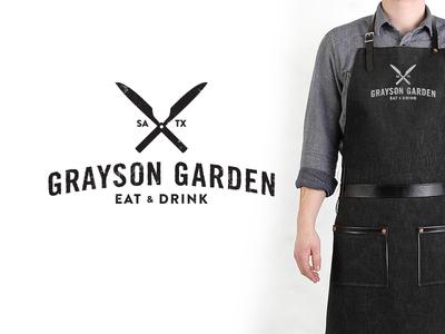 Grayson Garden Logo unused
