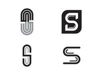 S + Pill logo
