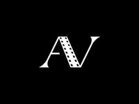 A V + Video Logo Concept