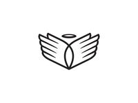 Hands + Wings logo
