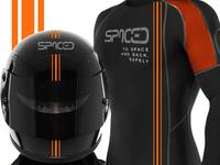 SPACED logo 4 usage