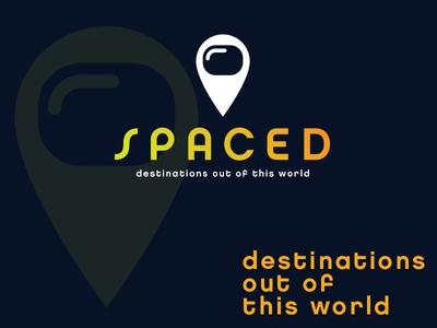 SPACED logo option 2
