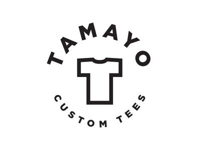 Tamayo tees logo