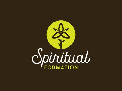 Spiritual Formation Sermon Graphic