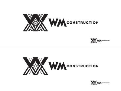 WM Construction logo WIP