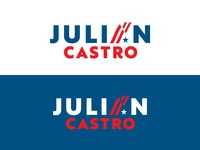 Julián Castro Presidential logo concept 2
