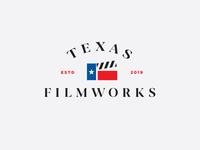Texas Filmworks logo concept