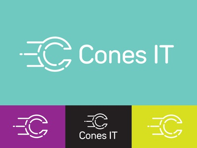 Cones IT logo unused