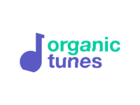 Organic Tunes Logo For A Music Project