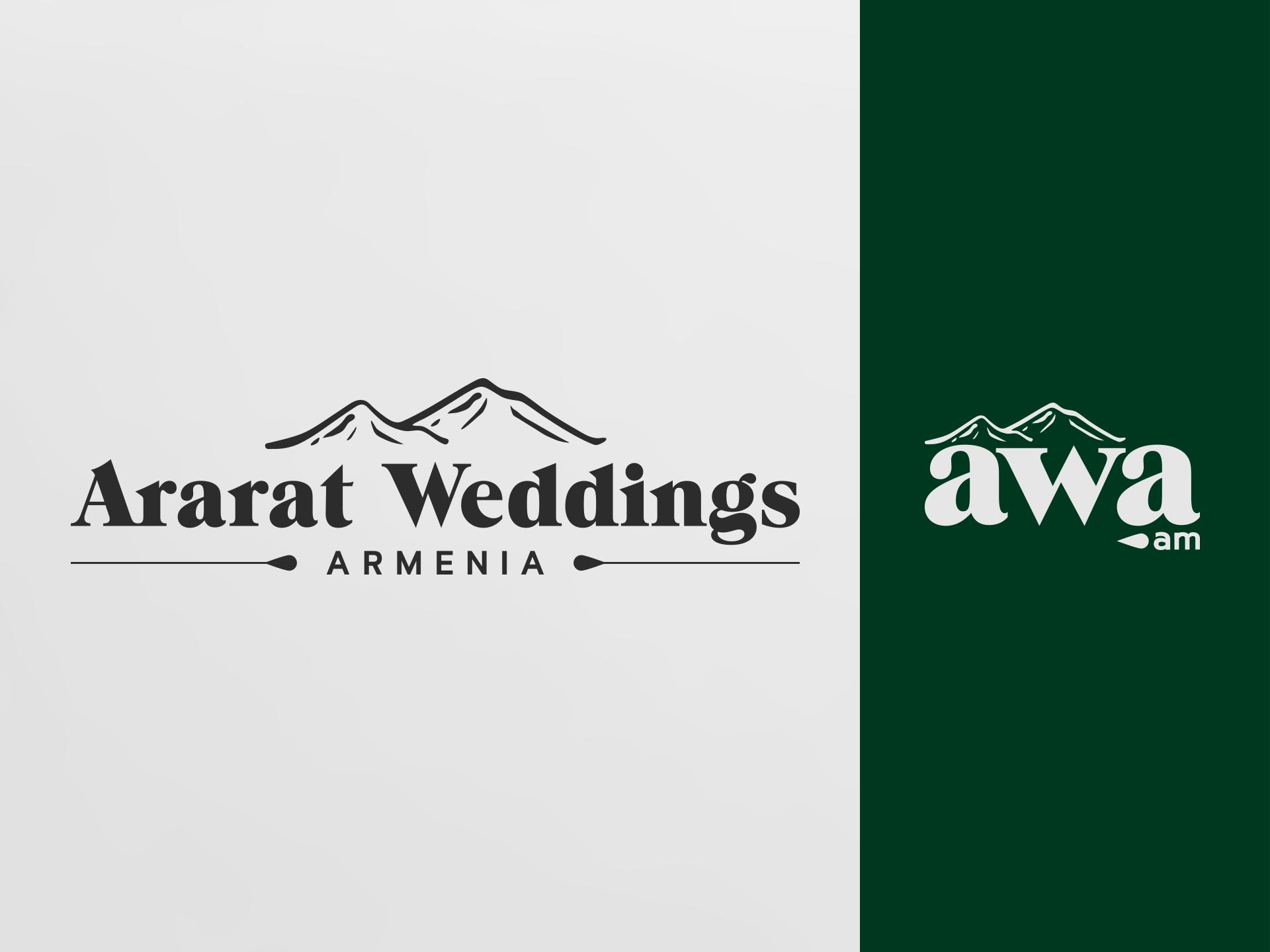 Ararat weddings armenia logo 1