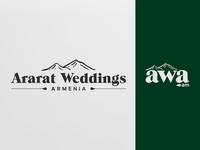Ararat Weddings Armenia Logo