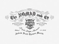 The Nomad & Co. Dribbble