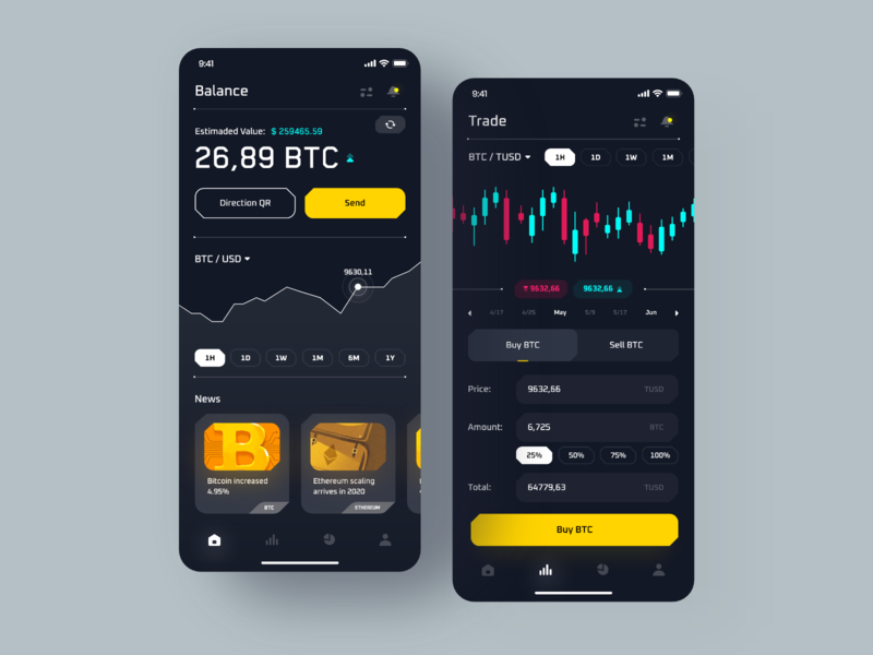 cryptocurrency exchange website free templates for vue