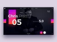 Chris Pratt - Infinity War - Concept..!