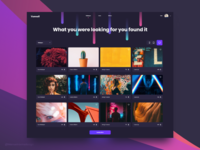 Vuewall - Interface ⚡