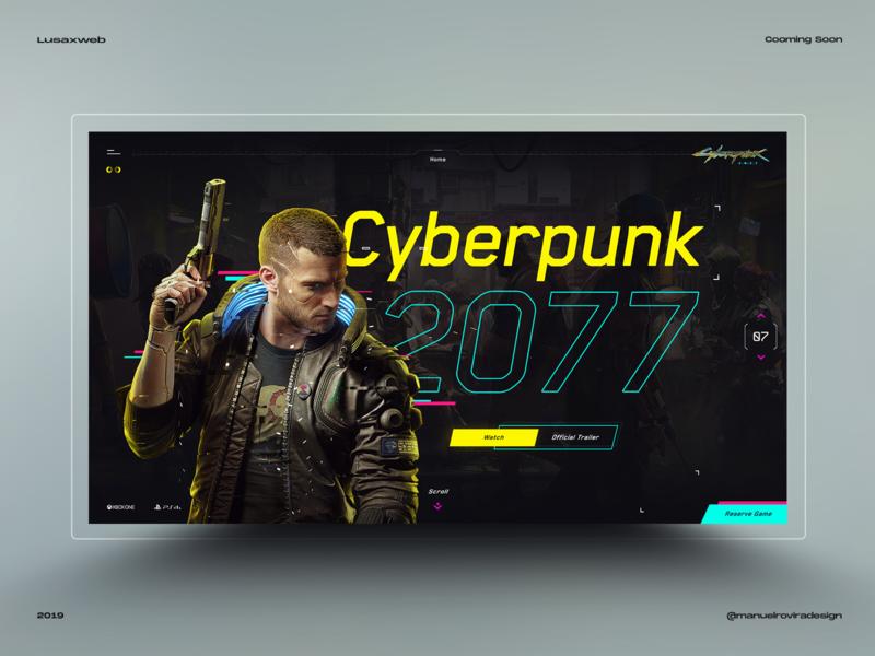 Cyberpunk 2077 Desktop