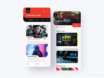 App E3 Redesign