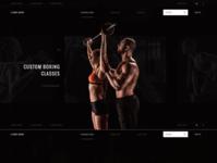 Website specialized in training.