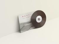 Fast Astronaut Album Design
