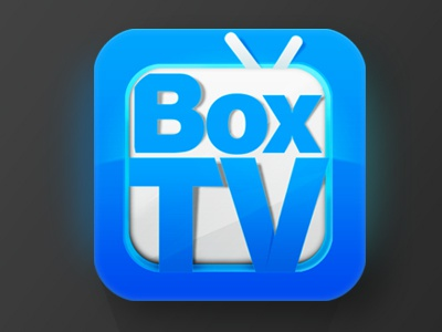 BoxTV boxtv ipad app icon ios movies