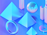 Cinema 4D Explorations