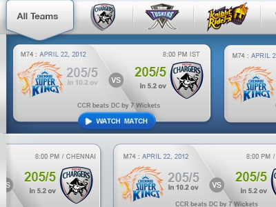 Official DLF Indian Premiere League App cricket sport ipad new ipad retina