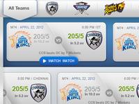 Official DLF Indian Premiere League App