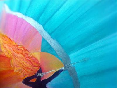 Painting painting acrylic