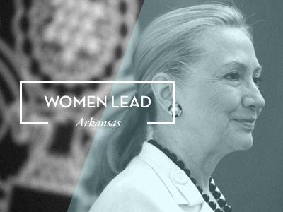 Women Lead - concept