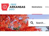 Free. Arkansas. Info.