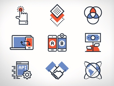 Design Agency Icons responsive ecommerce branding agency seo development design