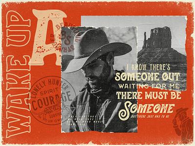 Stranger Font By Opus Nigrum badge american cowboy western design logo type label denim traditional hipster vintage retro old handmade font