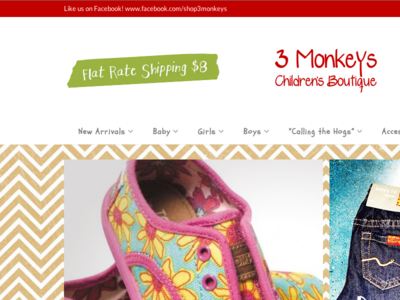 eCommerce Store sister store woocommerce uiux design