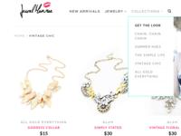 Jewel Monroe Landing Page