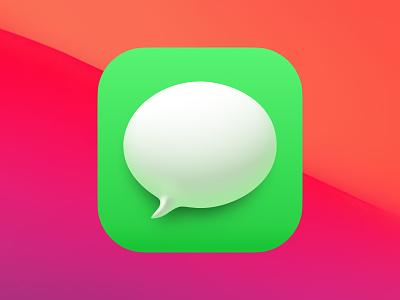 macOS Big Sur Icons dock os apple ios 14 settings maps calculator messages figma app big sur macos