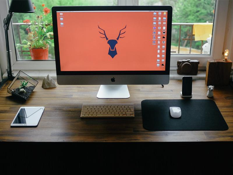 Workspace fol office atelier table workspace