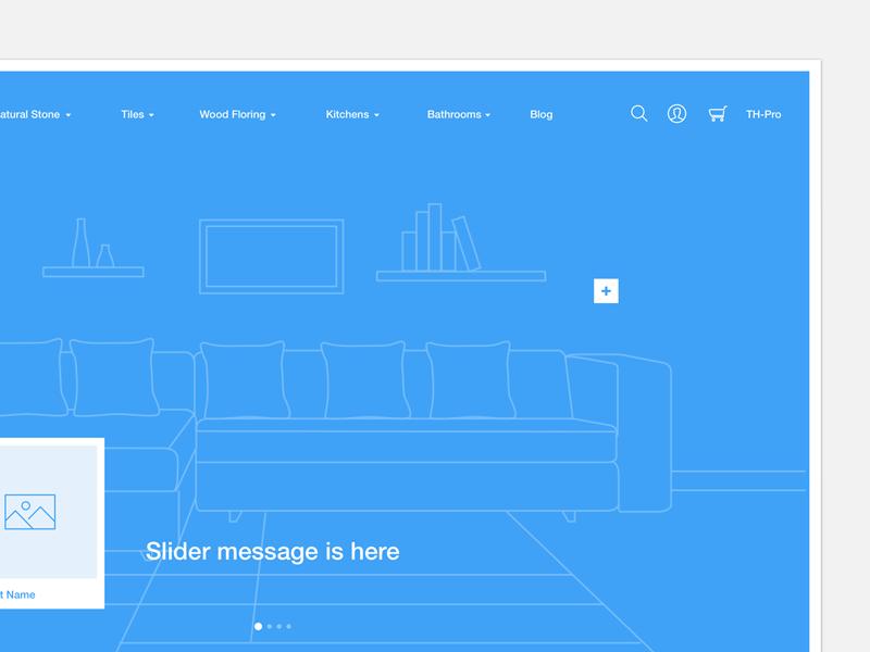 Wireframe wireframe sofa blue experience user ui ux