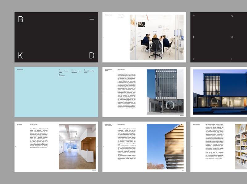 B-KD architects architecture logo brand design branding brand