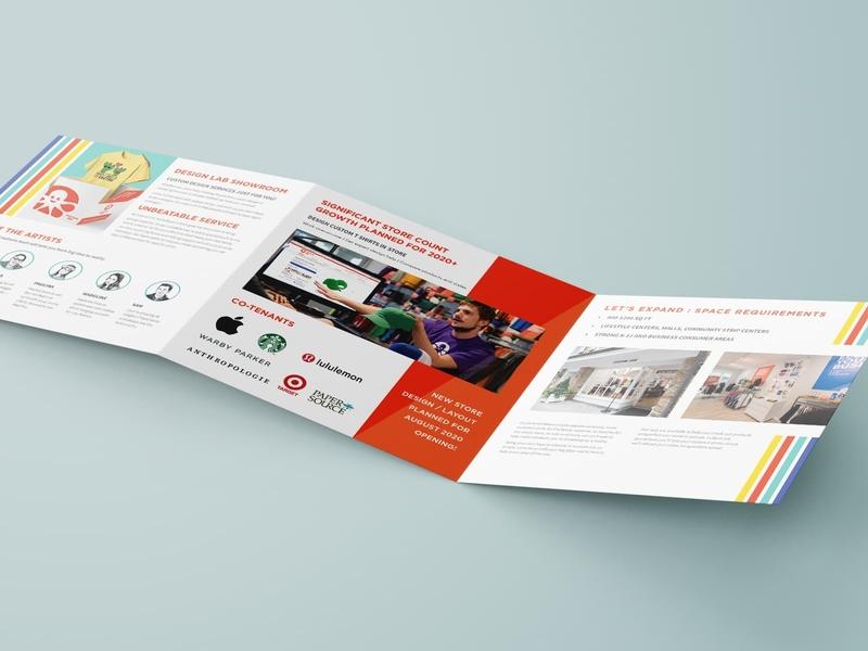 Branding Book layout brochure flyer branding