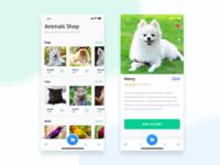 Animals shop