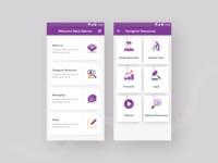 Caregiver Apps Design