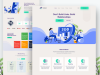 Consult SEO Landing Page