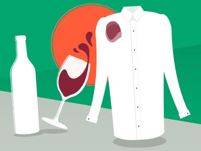 Wine Stain