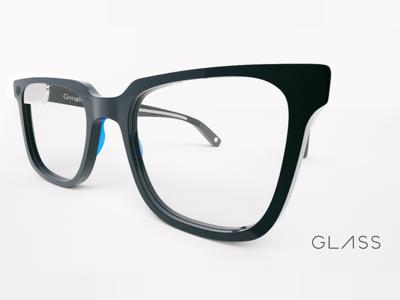 Google Glass Re-Imagined